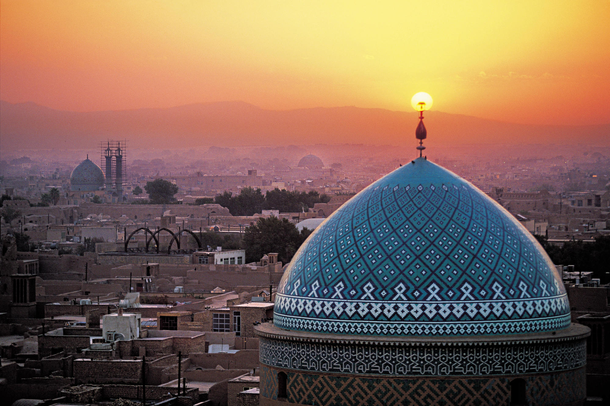 Jameh Mosque of Yazd | How Many Days to Visit Iran