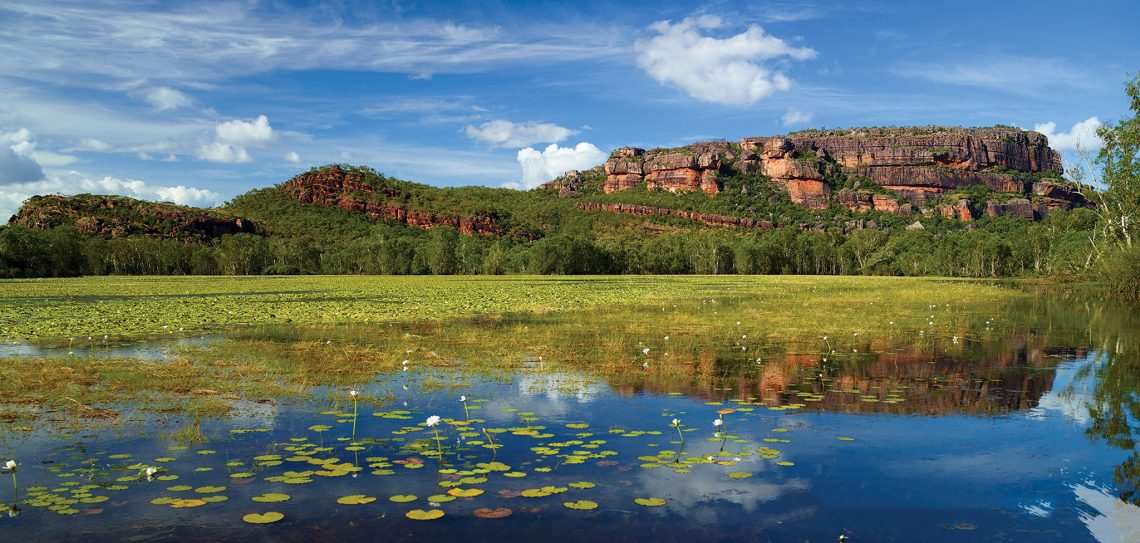 Kakadu National Park Ramsar