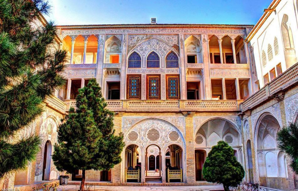 Abbassian house of Kashan | How Many Days to Visit Iran