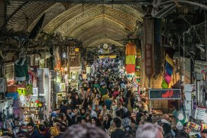 Grand Bazar Tehran, Iran | Most Common Farsi Phrases