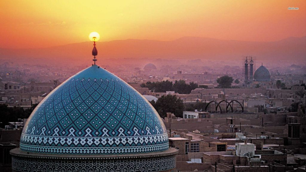 Masjed Jame Yazd | Yazd Travel Guide
