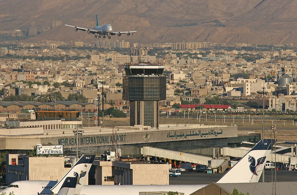 Iran Travel Guide: Discover Iran on Plane, Train and Ferry | Mehrabad Airport | Iran Airports