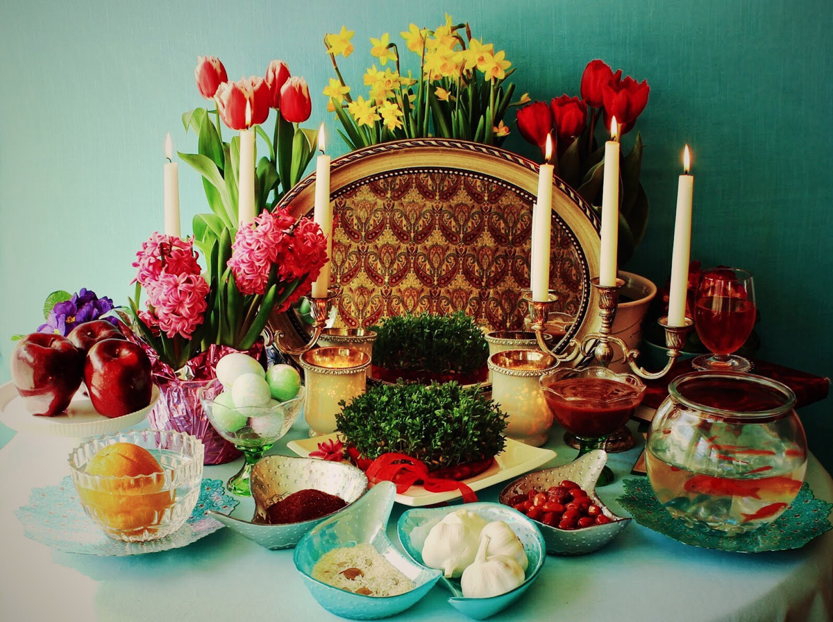 Persian Customs | Nowruz - Iranian Customs & Culture