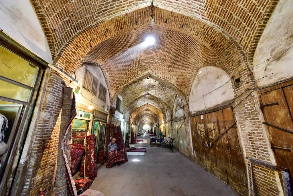 Tabriz Bazaar | How Many Days to Visit Iran