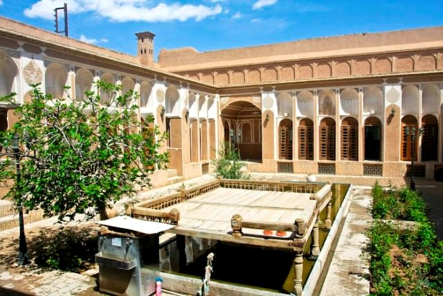 water museum | | Yazd Travel Guide - Where is Yazd