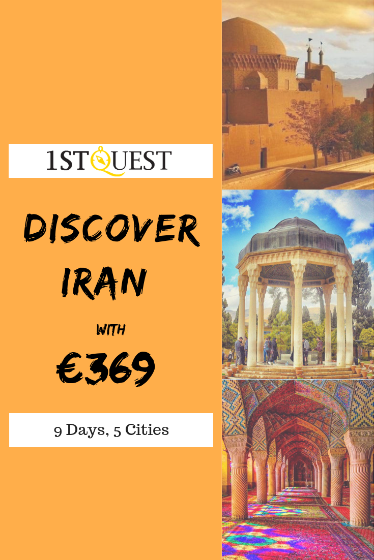 Iran tours and packages, visit Iran on budget