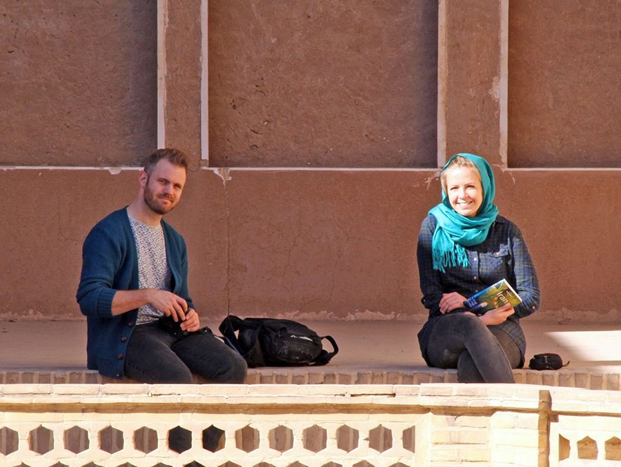 foreigners traveling to Iran