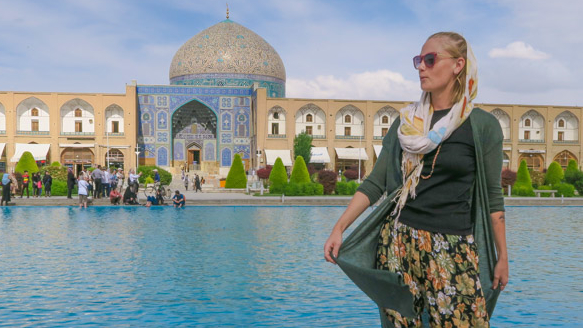 Solo Female Traveler in Iran: is it Safe?