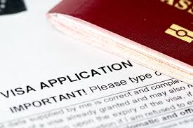 Iran visa application form