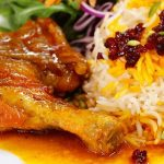 The most delicious Iranian cuisine should not be missed...