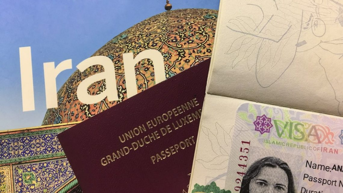 apply for Iran visa