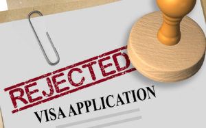 Iran e visa rejection