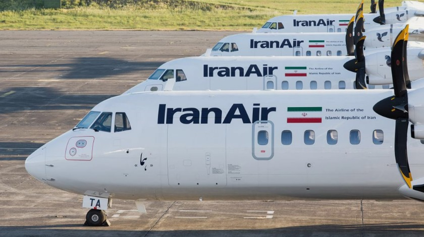 Iran air- airlines flying to iran