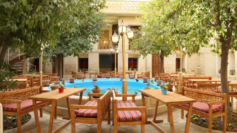 Top 10 Cheap Hotels in Shiraz