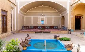 Silk road hostel Yazd