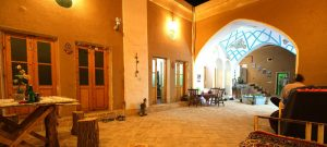Green house hostel Kashan