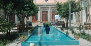 Rest up hostel Yazd