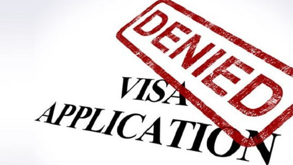 Why do Iran visa applications get rejected?
