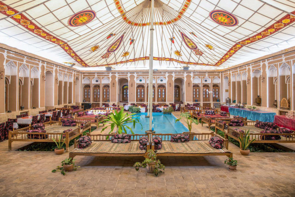 Mehr traditional Hotel, Yazd