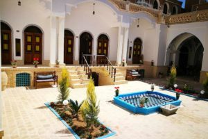 Amirza Traditional House Kashan