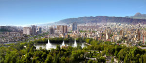 Tabriz city