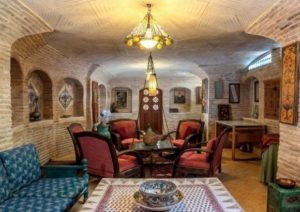 Bekhradi House oozes with comfort and charm
