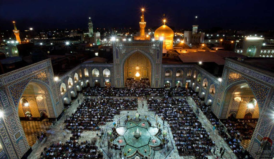 Travel to Mashhad, Land of Sacred Heroes