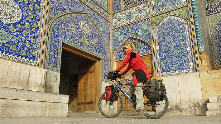 Cycling in Iran – are you crazy?