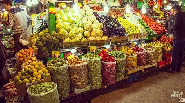 Shopping in Tehran – Where to Go and What to Expect