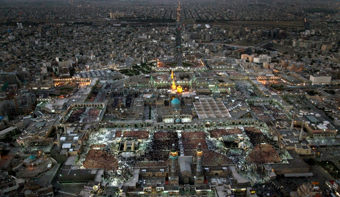 Hotels in Mashhad; a holy stay in the holy city