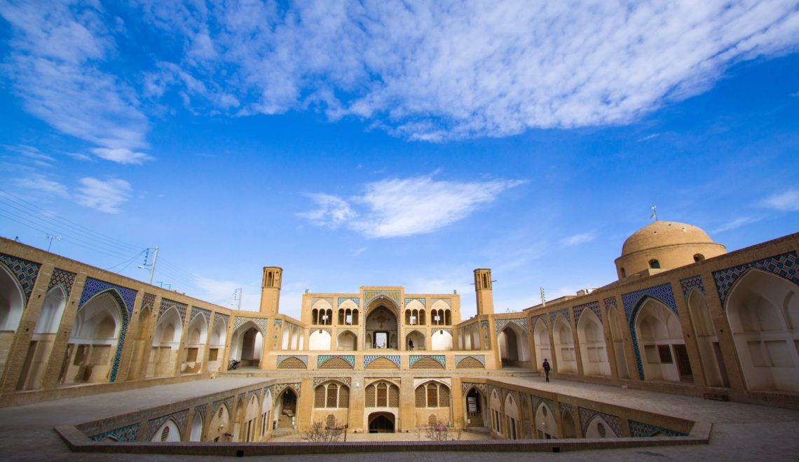 Budget Hostels in Kashan; First List
