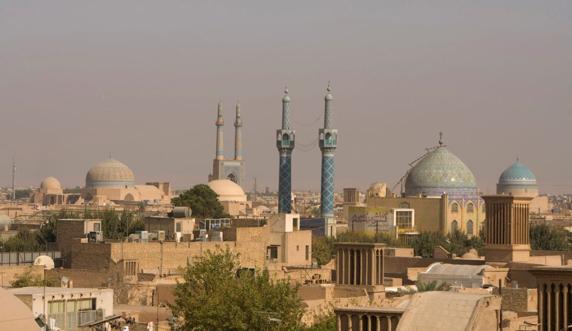 Hotels in Yazd, The First Adobe City of the World