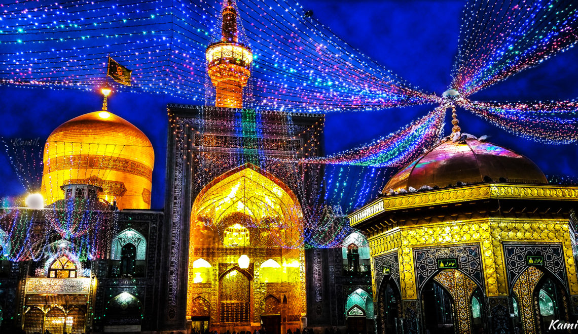 Mashhad 3-Day Itinerary; Quick and Simple