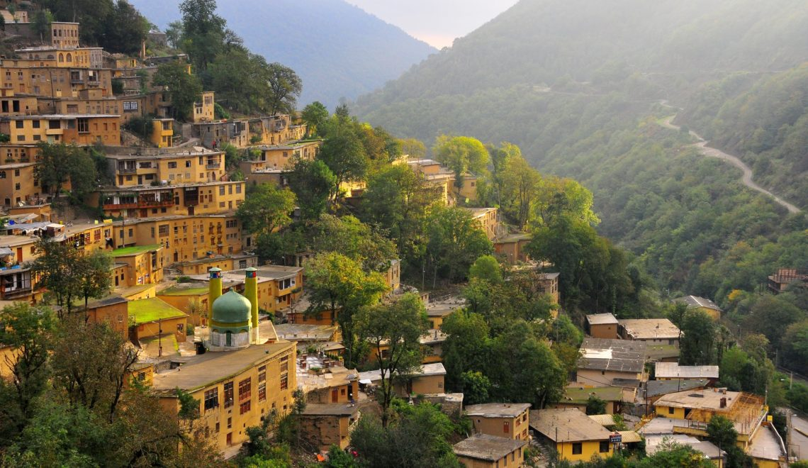 Experience Iran's Lush Wilderness in Gilan