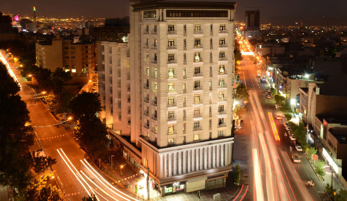 Top Hotels in The Middle of Tehran