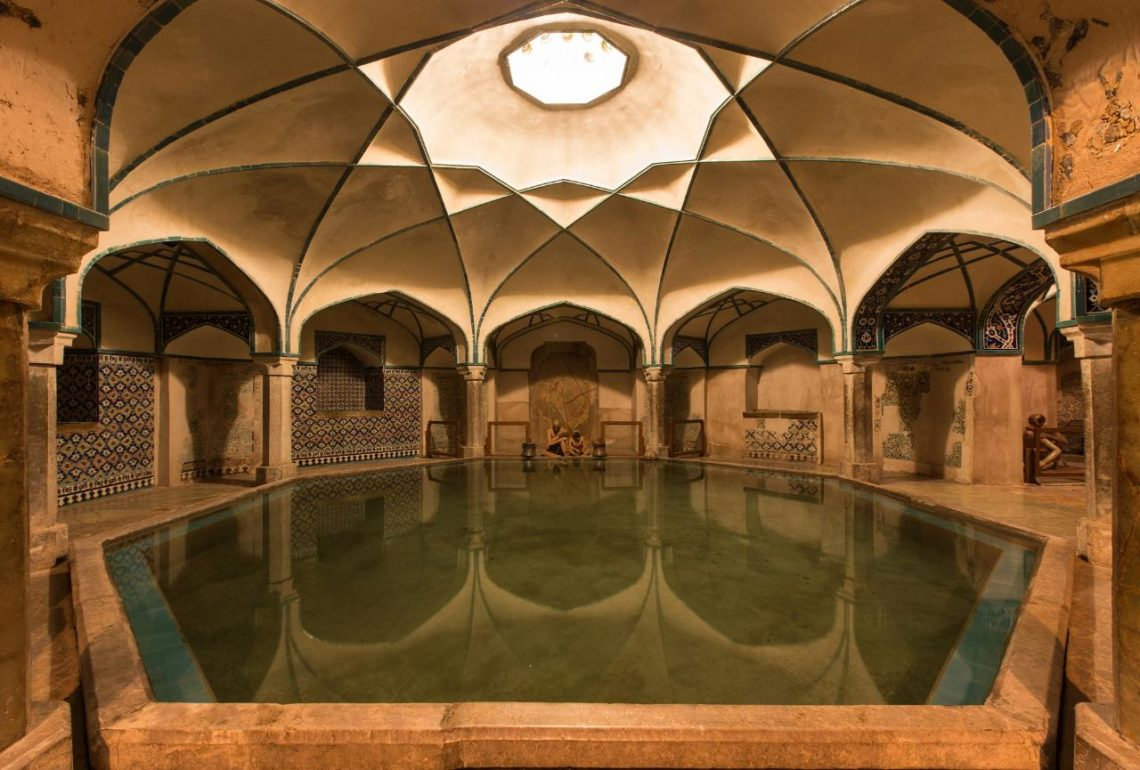 Ganjali Khan Bathhouse Kerman