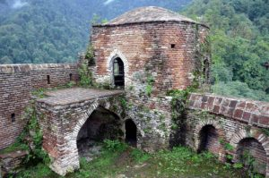RudKhan Castle in Gilan
