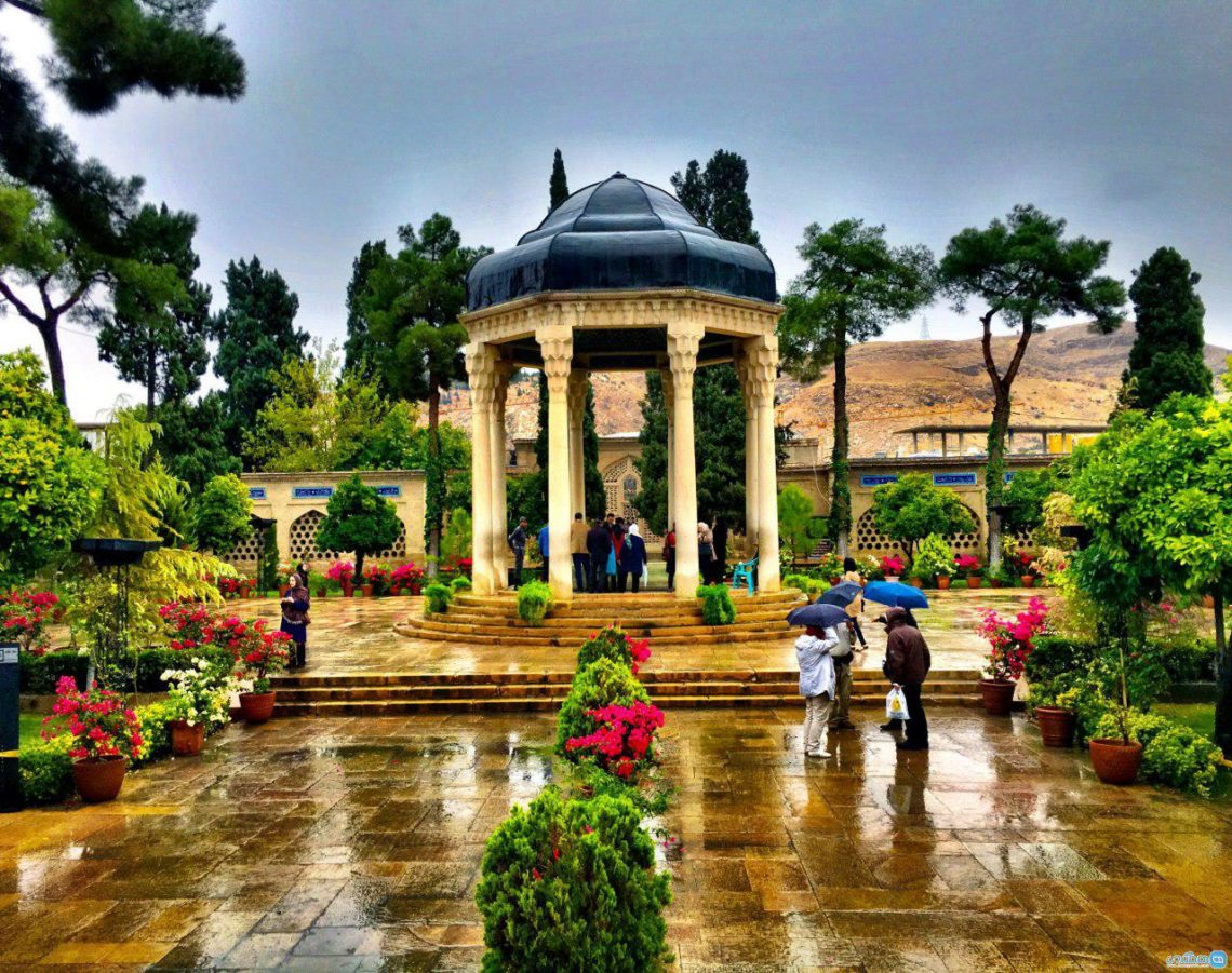 Tombs of Hafez, Shiraz