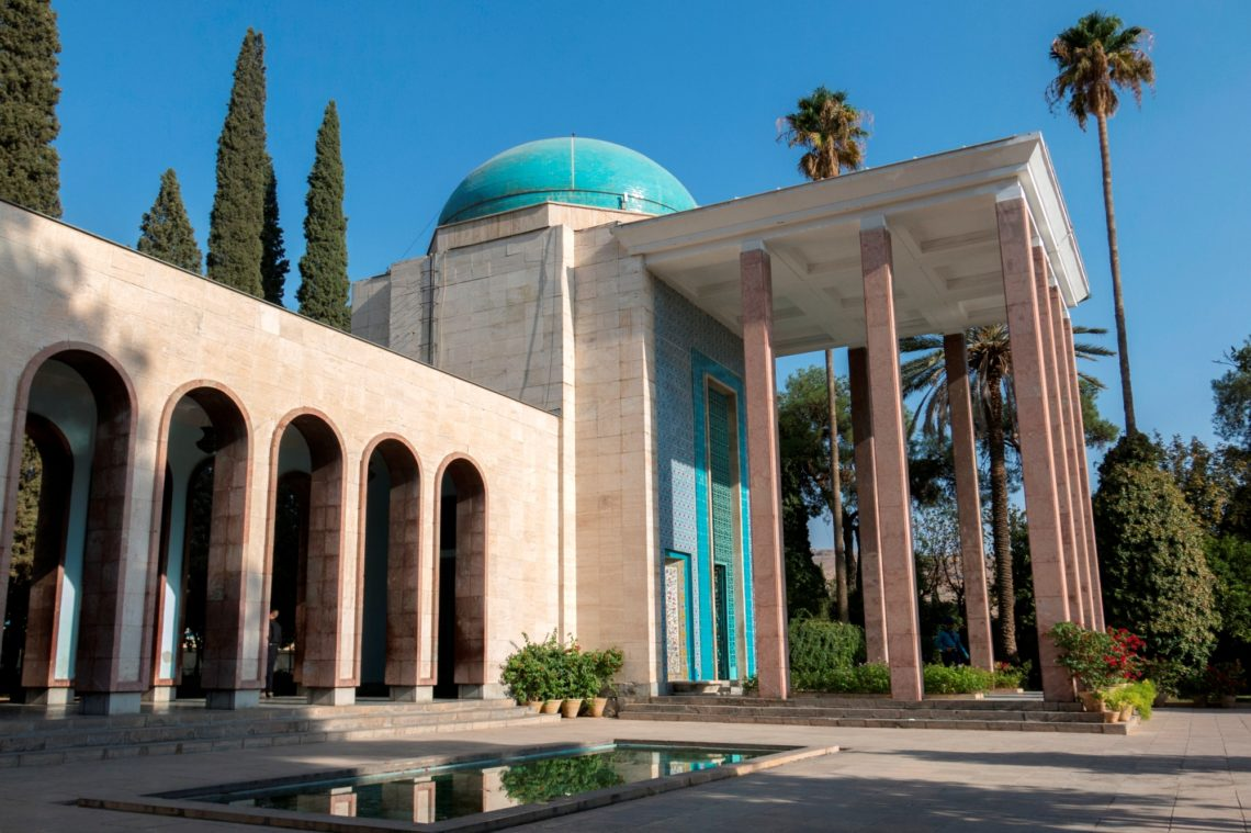 Tombs of Saadi Shirazi, Shiraz