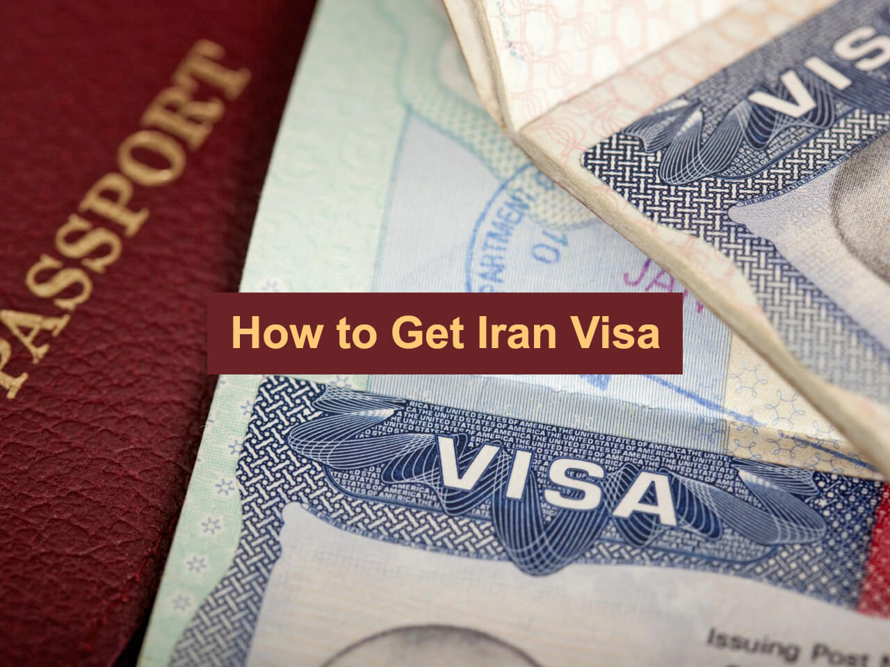 How to get Iran business visa?