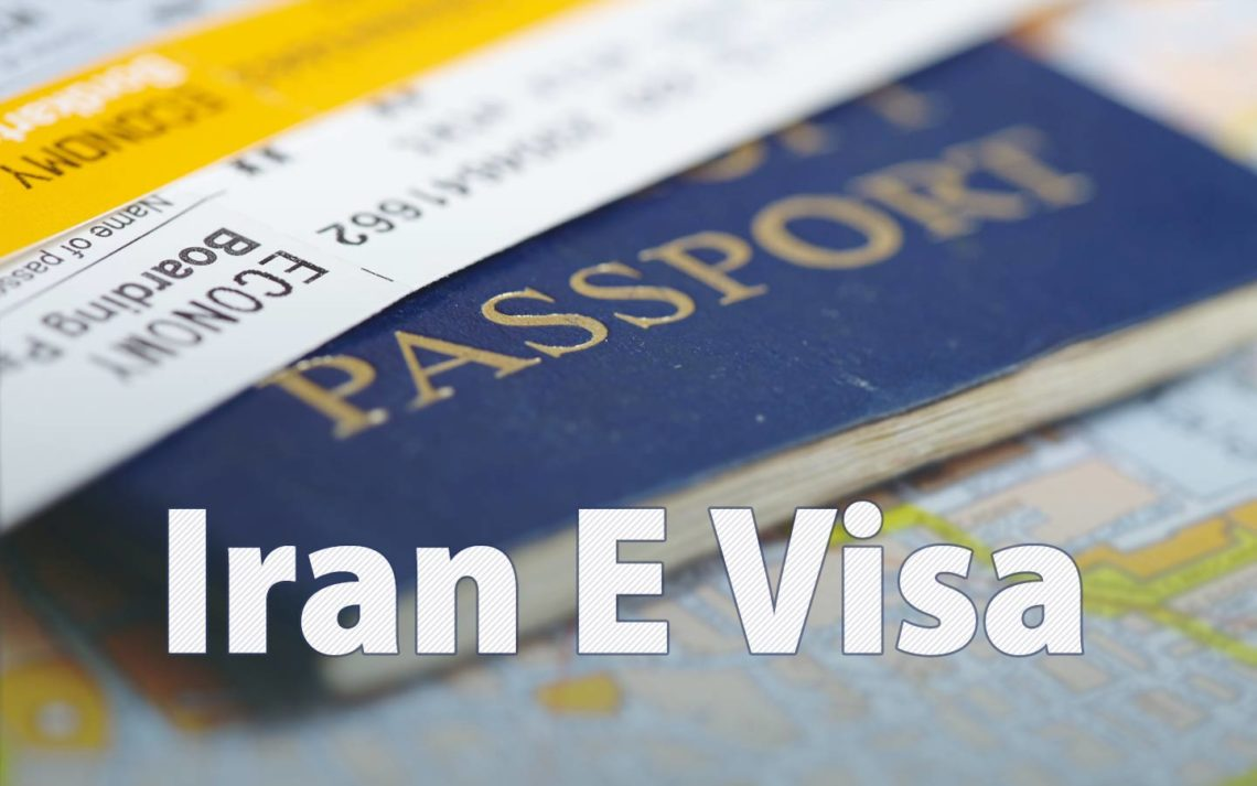 Iran visa for UK citizens