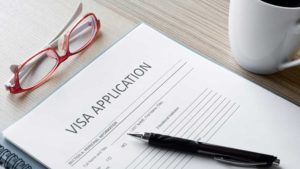 Iran tourist visa application form