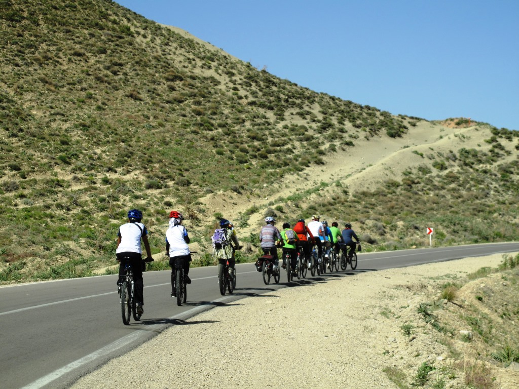 Cycling (Biking) Tours in Iran