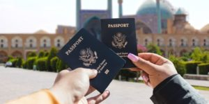 multiple entry iran visa