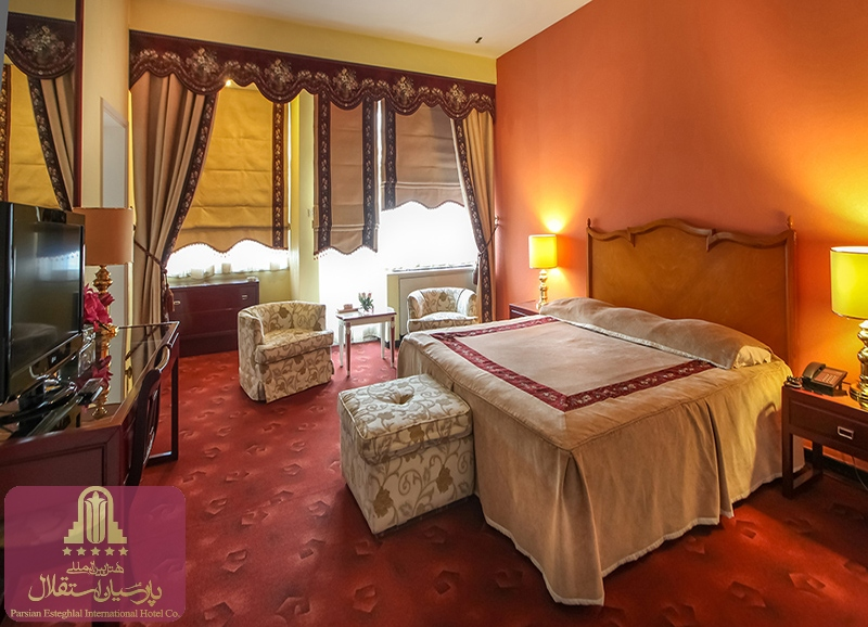 Parsian Esteghlal International Hotel's Room