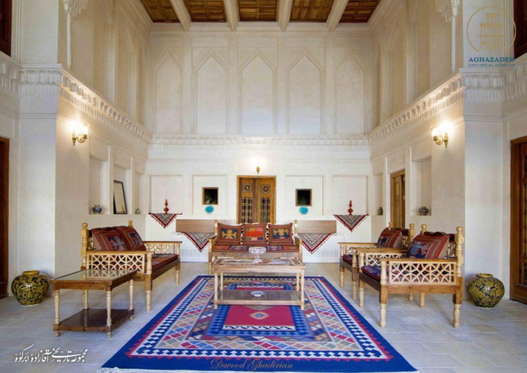 Aghazadeh boutique hotel, Yazd, Abarkuh
