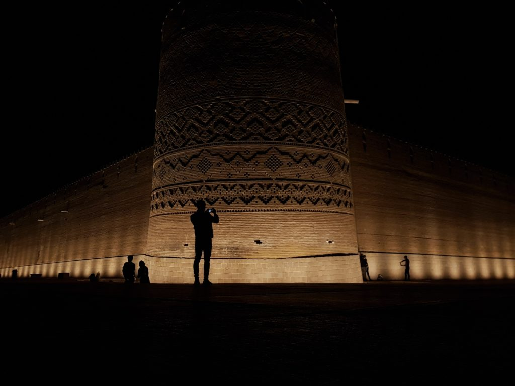 Historical tours in Iran