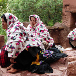 Live Like a Local in Abyaneh Village