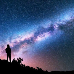 A Quiet, Starry, Desert Night's Dream