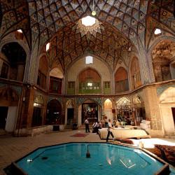 Discover Kashan's Historical Bazaar